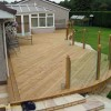 Example Decking by LCM CONSTRUCTION